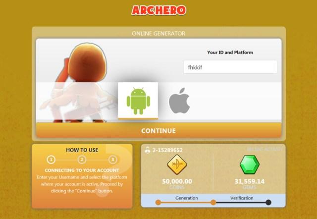 How to Get Archero Hack For Gems and Coins - AppForDuty Com