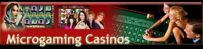 マイクロゲーミングカジノ