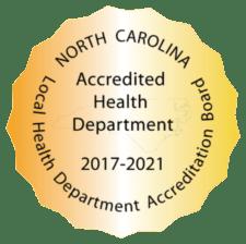 Accreditation Seal 2017-2021