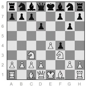 opening transposition to King's Gambit accepted
