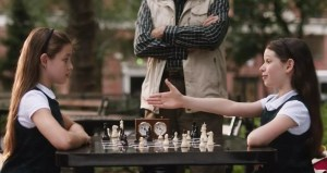 Recent movie greatly involving chess