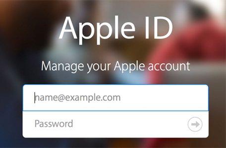 icloud apple id ändern