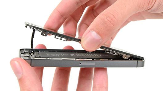 reparatii iphone 5s display
