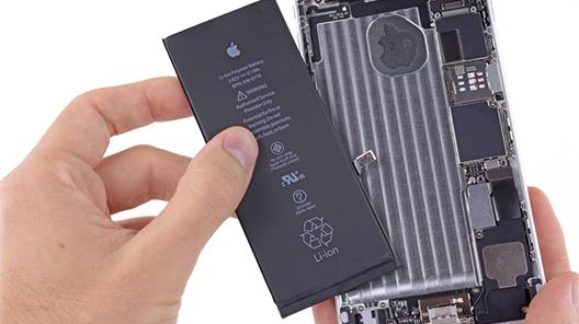 reparatii iphone 6 plus baterie