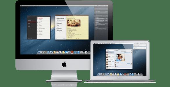 NewImage50 آبل تعلن عن نظرة لنظام Mountain Lion للماك