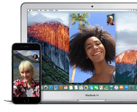 FaceTime - 用你的 Mac 進行視頻通話 - Apple (中國)