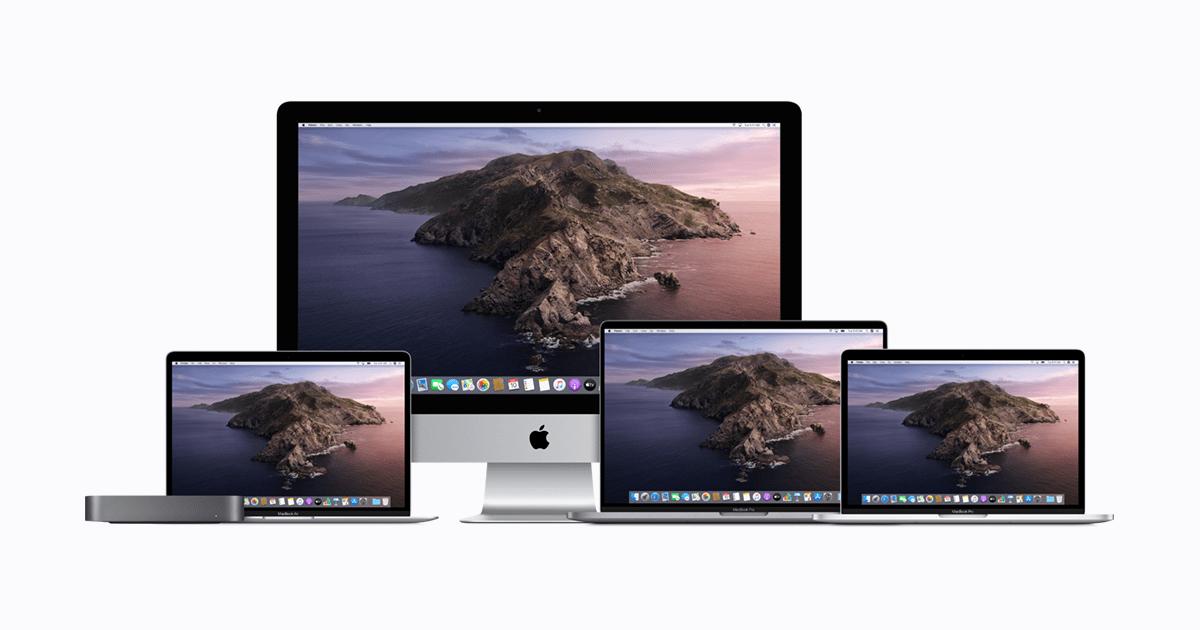 Mac - 比較型號 - Apple (香港)
