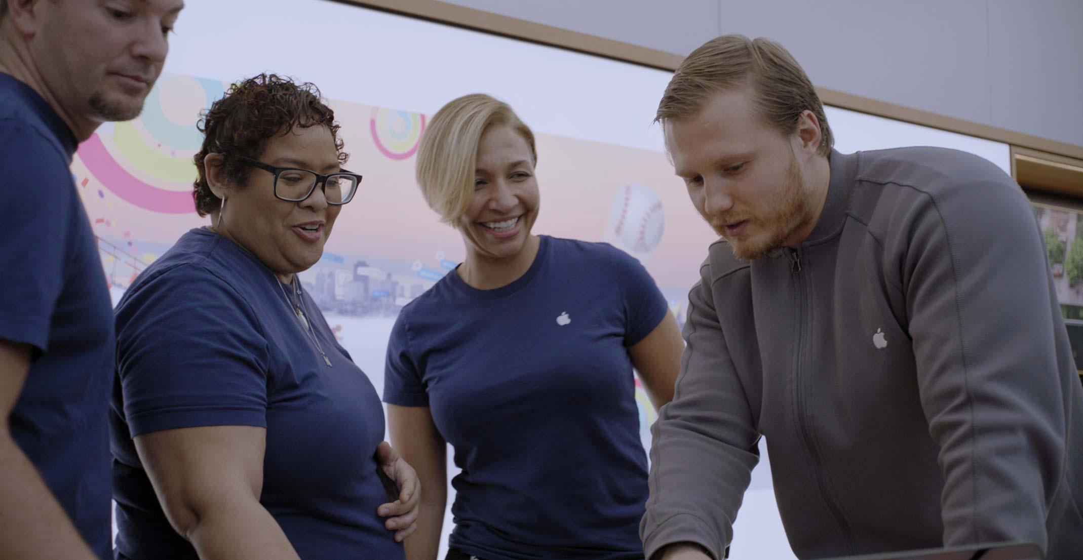 apple retail jobs at