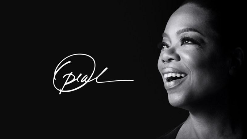 """Oprah"" en Apple TV +."