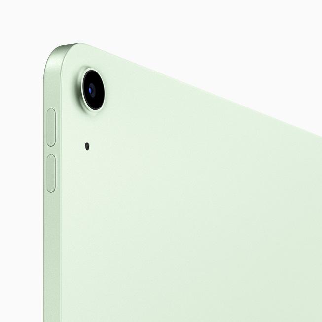La fotocamera posteriore da 12MP con grandangolo di iPad Air.