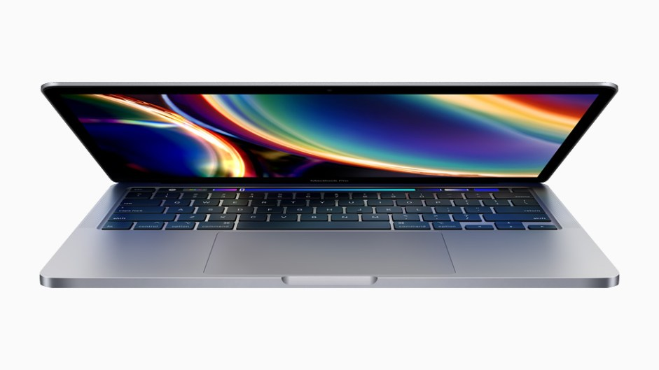Apple updates 13-inch MacBook Pro with Magic Keyboard, double the storage, and faster performance - Apple