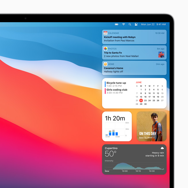 At apple's developers conference, steve jobs demos stacks, spaces, and more. Apple Introduces Macos Big Sur With A Beautiful New Design Apple