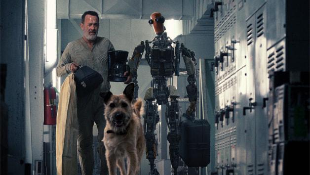 "Apple Original Films announces Tom Hanks' ""Finch"" to premiere on Apple TV+ on Friday, November 5 - Apple TV+ Press"