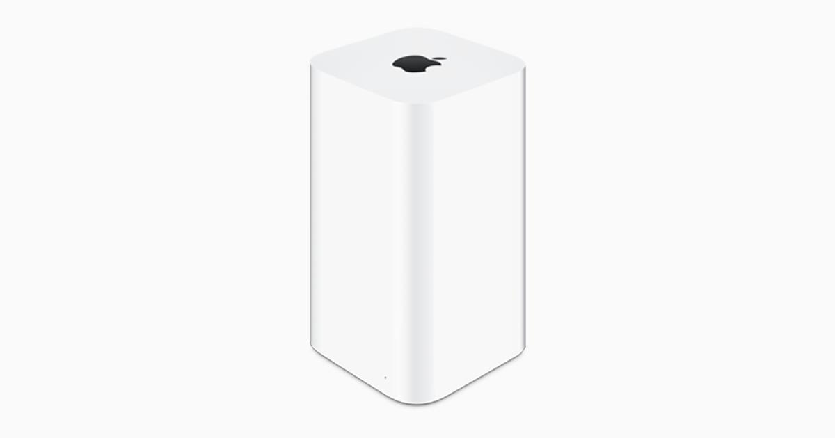 Mac - AirPort Extreme - Apple (香港)