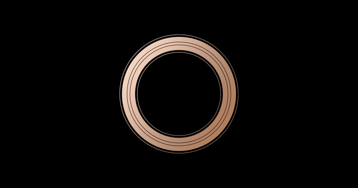 Iphone X Liquid Wallpaper Apple 이벤트 2018년 9월 키노트 Apple Kr