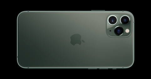 iPhone 11 Pro - Apple great for photography