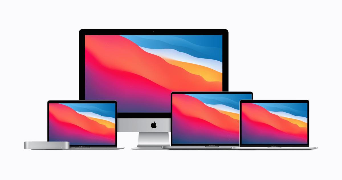 Mac - 比較型號 - Apple (澳門)