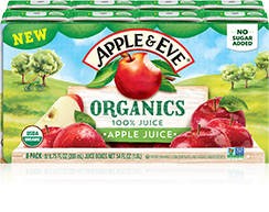 Apple Eve Our Juices
