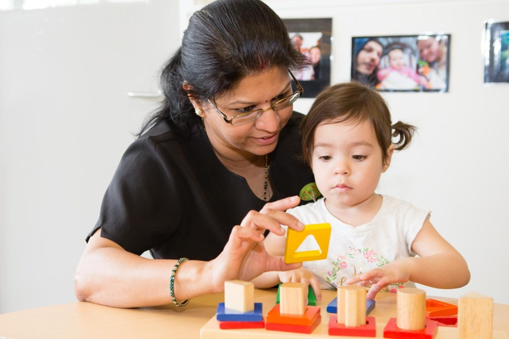 Apple Blossoms Team Child Care Early Learning - Nursery - 6 Weeks to 2 Years