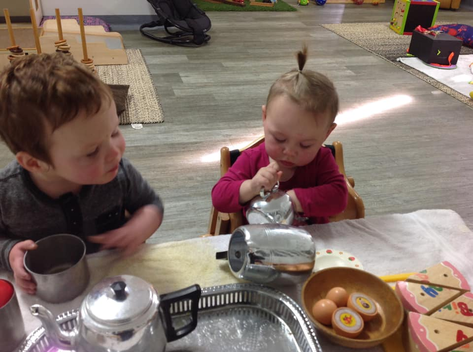 child care narre warren afternoon tea - Dramatic Play for Babies at Apple Blossoms Early Learning child care centres