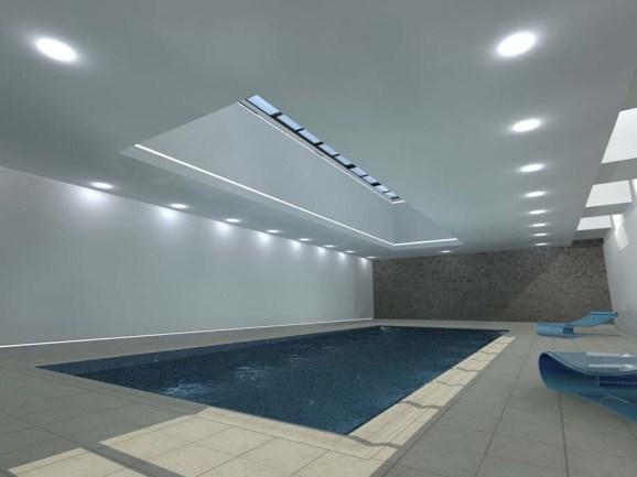 3D Visualisation of pool