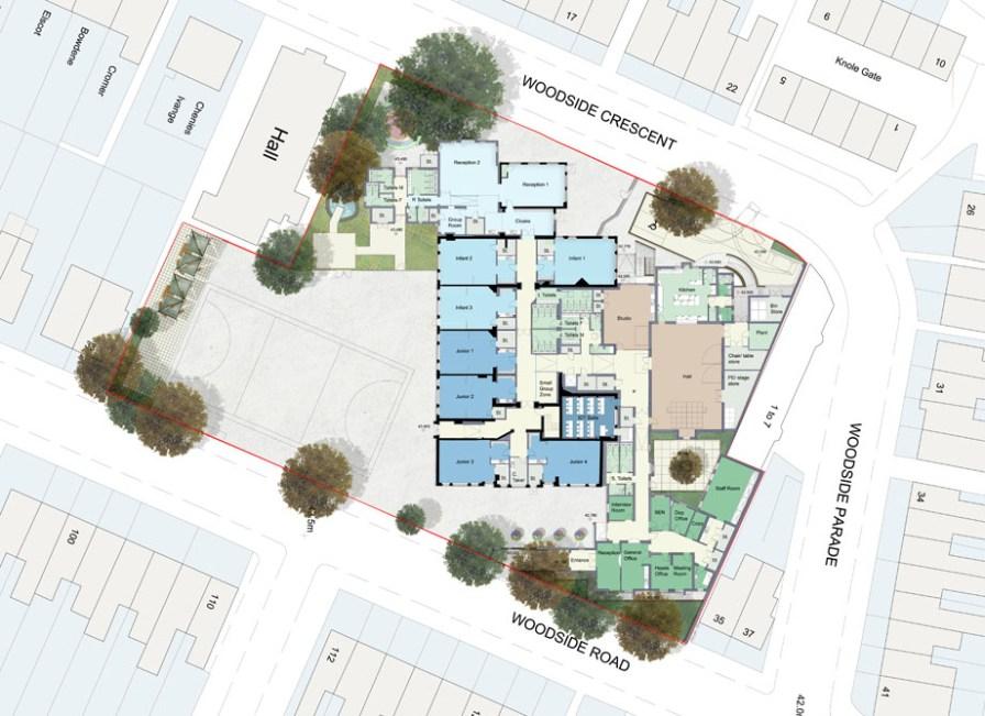 Ground floor illustration