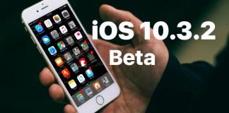 iOS 10.3.2 Beta