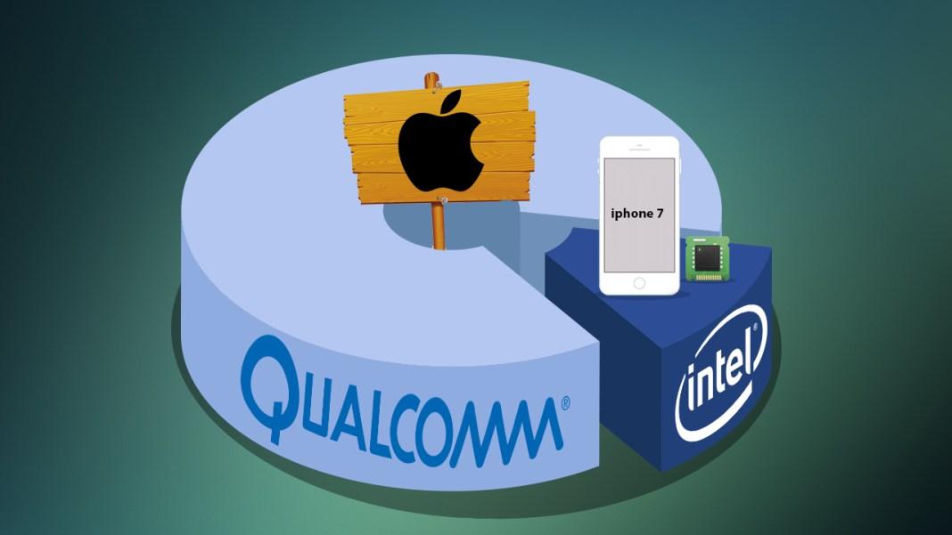 Apple ve Qualcomm