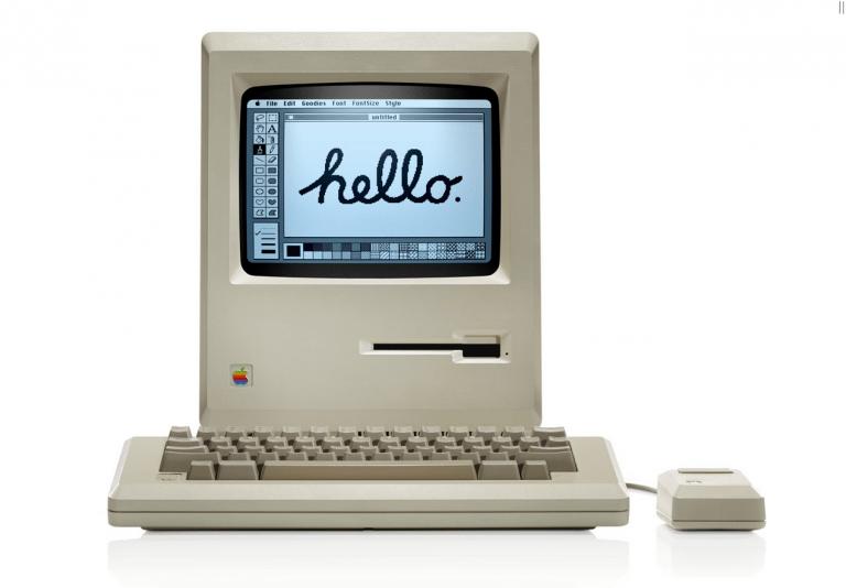 Eski Macintosh