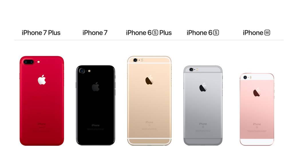 iPhone Modelleri