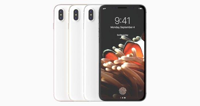 Beyaz iPhone 8
