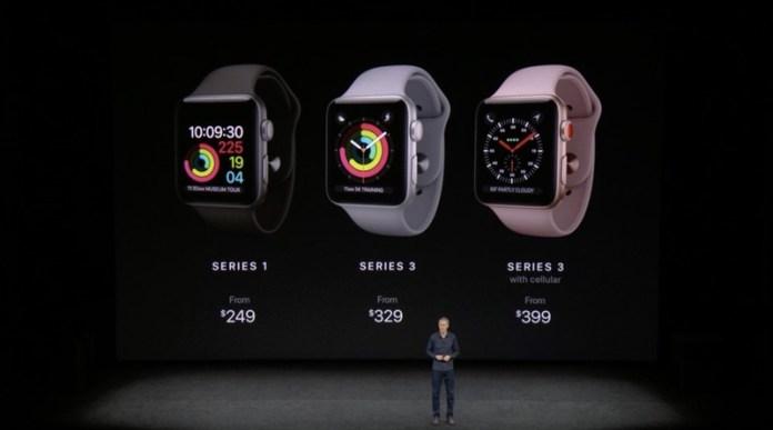 Apple Watch Series 3 Fiyat