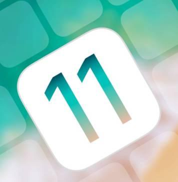 iOS 11 Guncellemesi