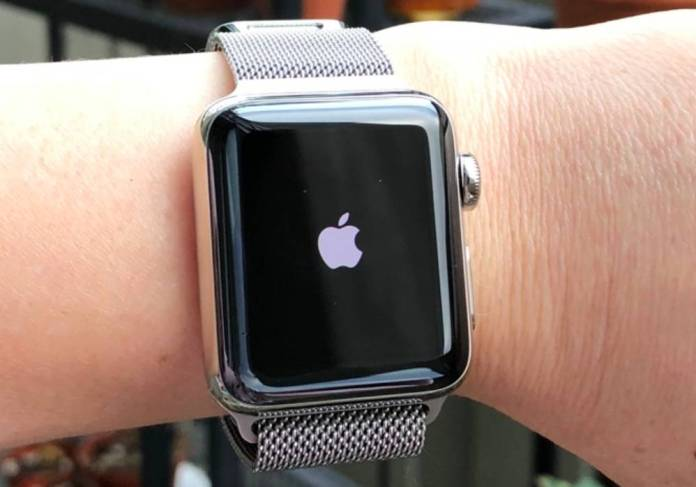 Apple Watch Apple Logosu