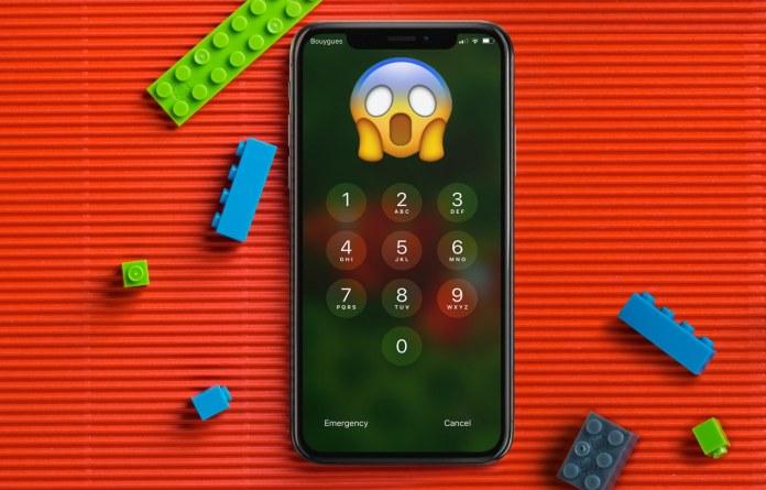 iPhone Parola Unuttum