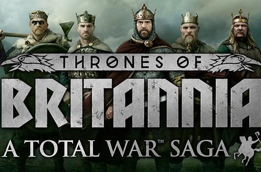 Total War Saga Thrones of Britannia oynanış videosu