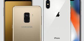 iPhone X birkez daha Galaxy S9'u test sonuçlarıyla öldürdü