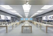 5 Kişi Apple Store Soydu!