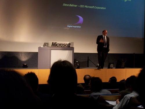 Balmers Presentation