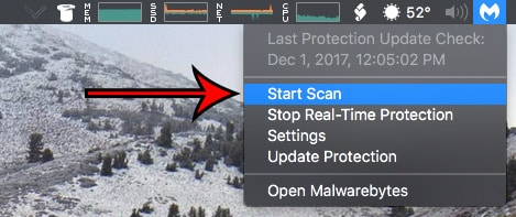 remove malware mac