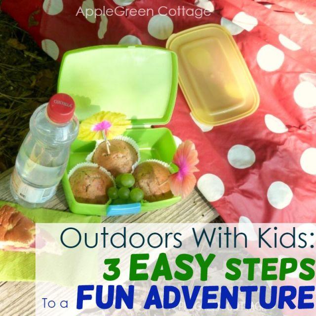 outdoors activities kids
