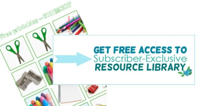 get access to free printables series
