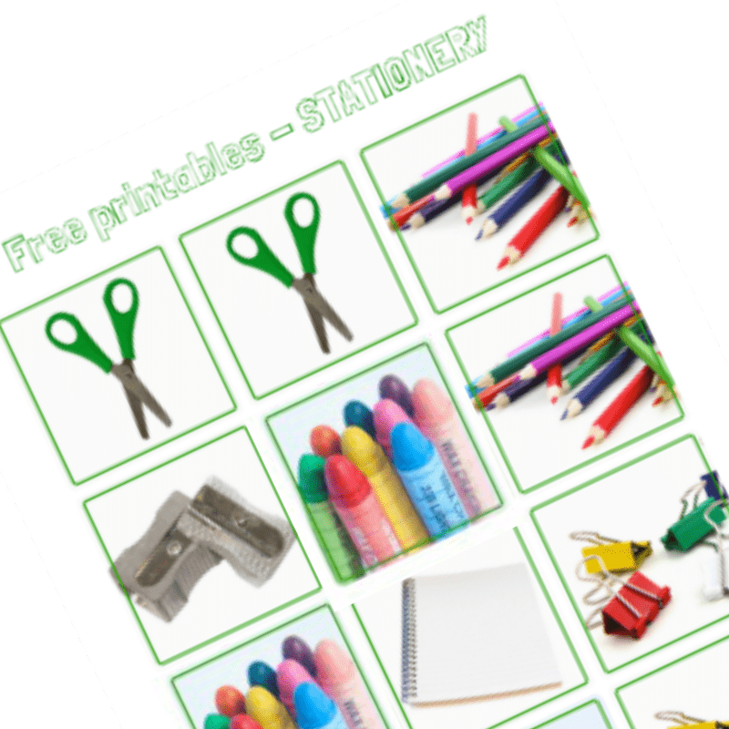 Free Printable Stationery And Crafting