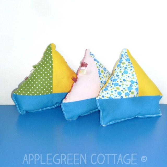 fabric boat pattern