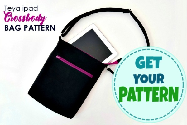 crossbody bag sewing pattern