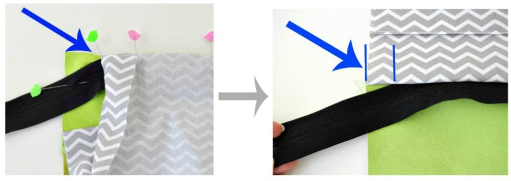 cosmetic bag pattern