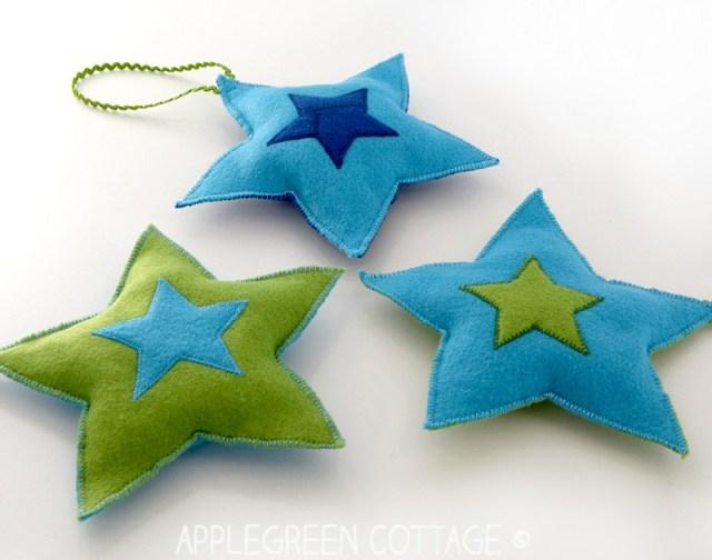 Diy Christmas presents - stars