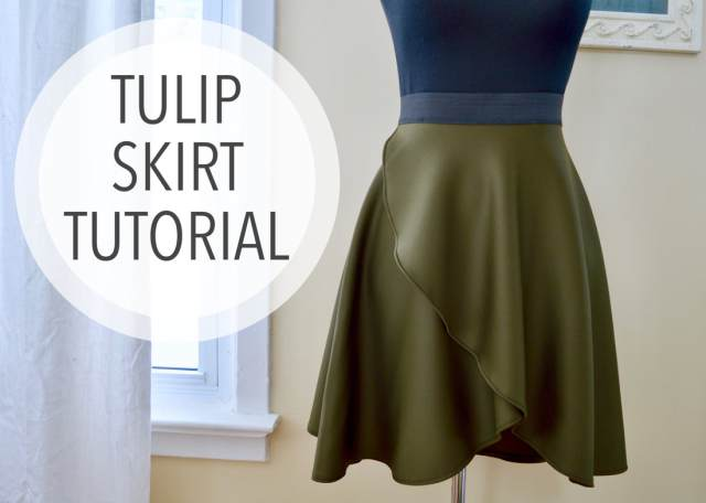 Free skirt patterns with detailed instructions to sew your own summer skirt.
