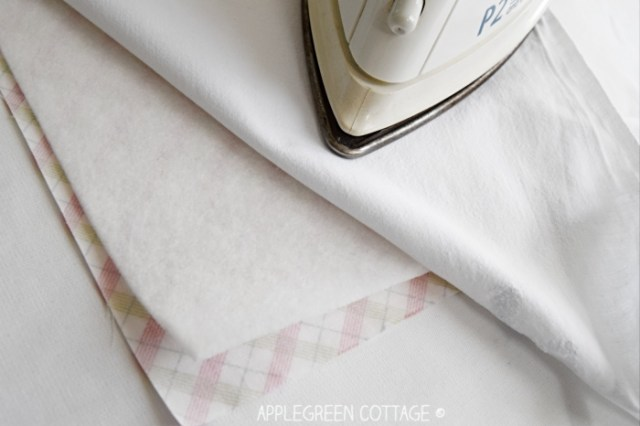 how to sew a lined zipper pouch