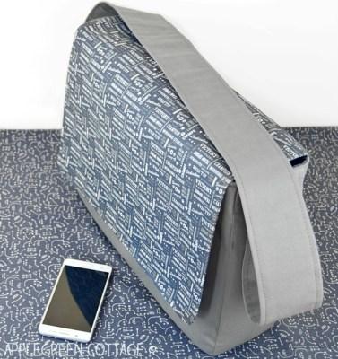 Messenger bag free pattern